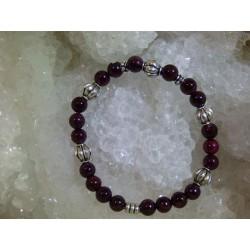 Bracelet Grenat - 01