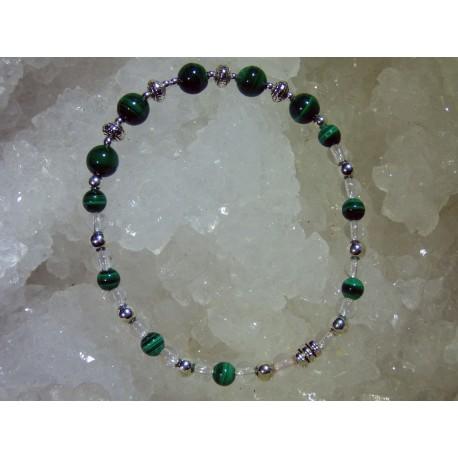 Bracelet Malachite - 01