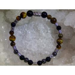 Bracelet Oeil de Tigre - 01