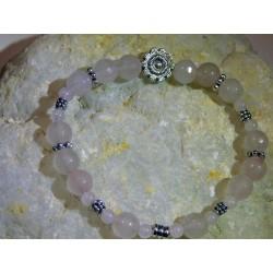 Bracelet Quartz Rose - 03