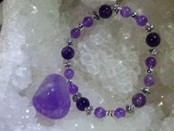 Bracelet Améthyste - 01