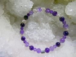 Bracelet Améthyste - 02
