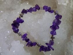 Bracelet Améthyste - 03