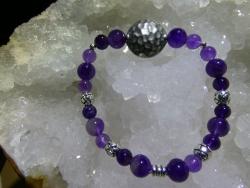 Bracelet Améthyste - 05