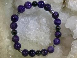 Bracelet Améthyste - 10