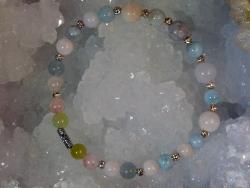 Bracelet Morganite - 01